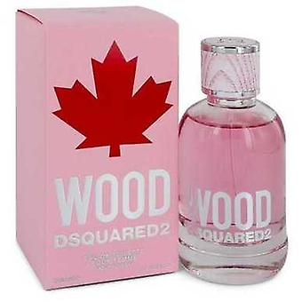 Dsquared2 Wood By Dsquared2 Eau De Toilette Spray 3.4 Oz (femmes) V728-548339