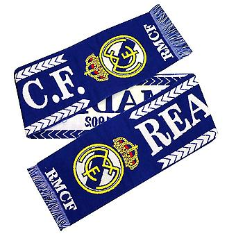 Real Madrid FC Crest Scarf