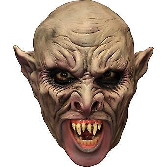 Vamp Chinless Latex Mask For Halloween