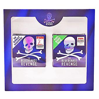 Die Blaubart Rache Geschenkset - Rasiercreme 100 ml + Post Rasiercreme 100 ml