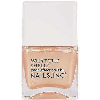 Nails inc What The Shell Nail Polish Collection - Call Me On Your Shell Phone 14ml