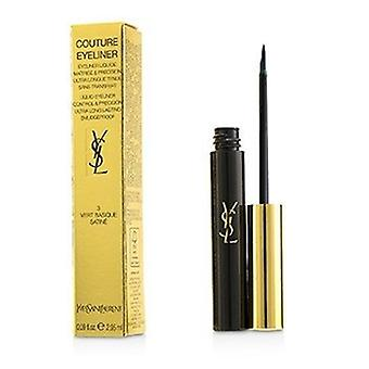 Yves Saint Laurent Couture Liquid Eyeliner - 3 Vert Basique Satine 2,95ml/0,09 Unzen