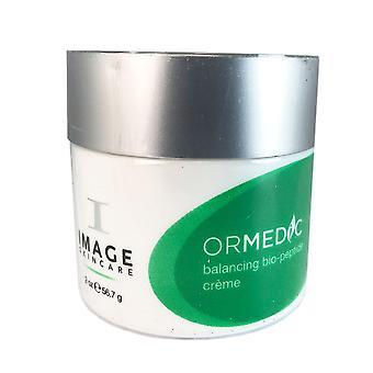 Image ormedic balancing bio peptide face creme 2 oz