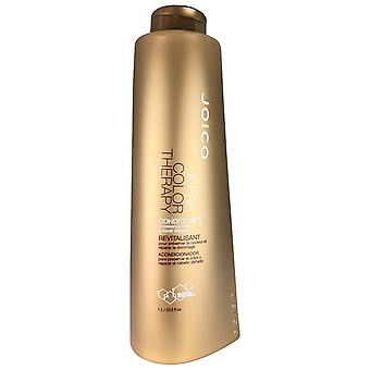 Joico k-pak color therapy conditioner repairs damaged hair & preserves color 33.8 oz
