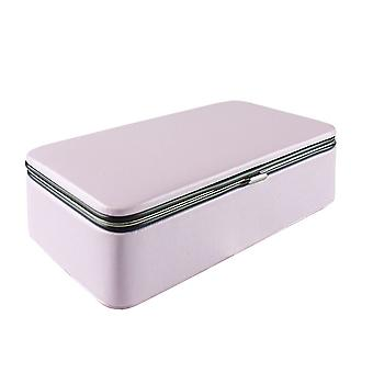 Jewellery box 18 x 9.5 cm - Pink