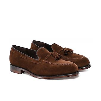 Loake Polo Mocka Russell Loafers