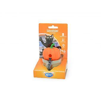Duvo+ Pumpkin Cat toy Sacapremios 12 X 8 cm (Cats , Toys , Intelligence & Interactive)