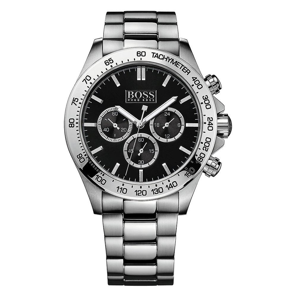 Hugo Boss Mens' Ikon Chronograph Watch 1512965