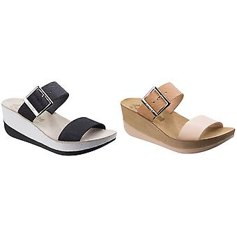 Fantasie Womens/dames Artemis Buckle Up sandalen