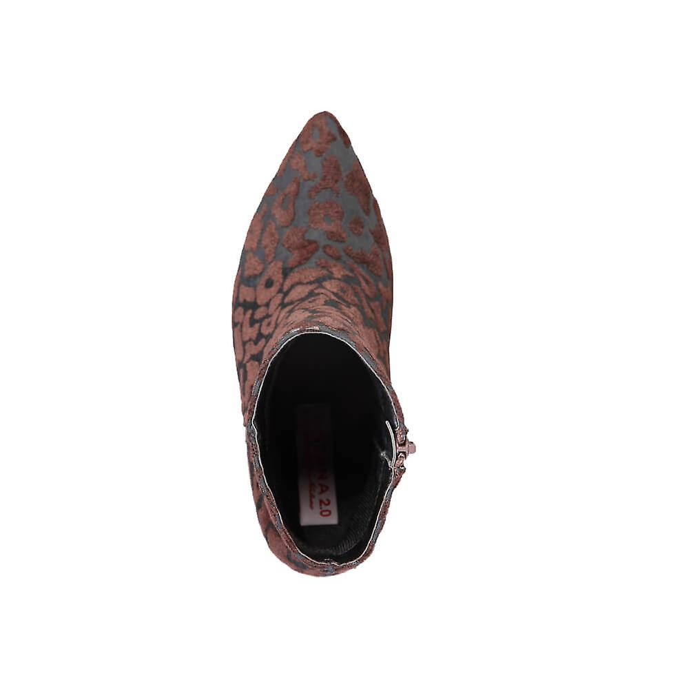 Fontana 2.0 Original Women Fall/winter Ankle Boot - Black Color 30322