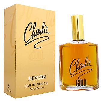 Revlon Gold Eau de Toilette Spray