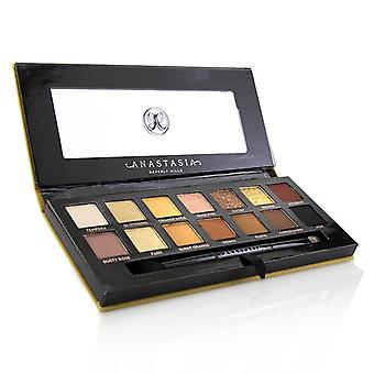 Anastasia Beverly Hills Soft Glam Eye Shadow Palette (14x Eyesahdow 1x Duo Shadow Brush) - -