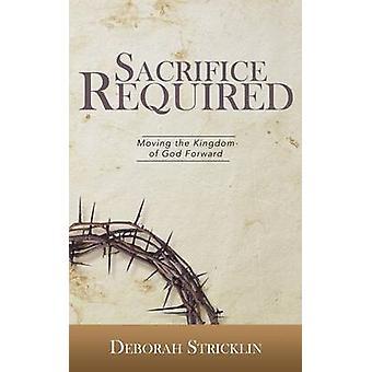 Sacrifício exigido por Stricklin e Deborah