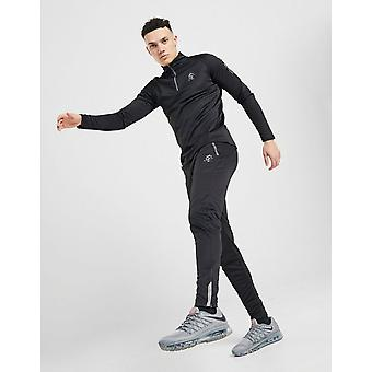 New Gym King Men's Train Track Pants Black