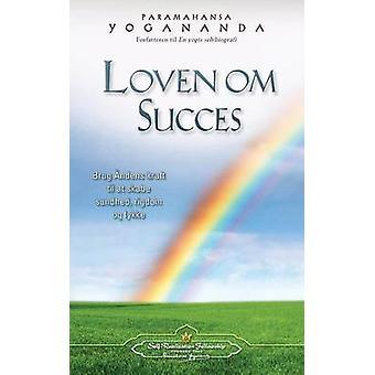 Loven om Succes The Law of SuccessDanish by Yogananda & Paramahansa