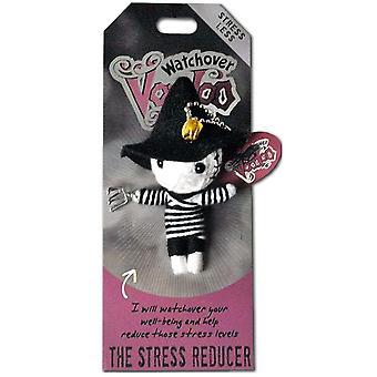 Waakover Voodoo Dolls The Stress Reducer Voodoo Sleutelhanger