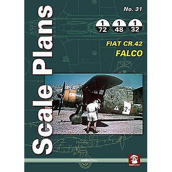 Scale Plans No. 31 Fiat CR.42 Falco