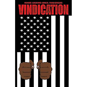 Vindication by MD Marie - 9781534312371 Book