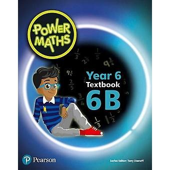 Power Maths Year 6 Textbook 6B - 9780435190323 Book