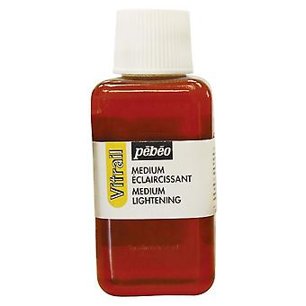 Pebeo Vitrail Lightening Medium for Glass Painting 250ml