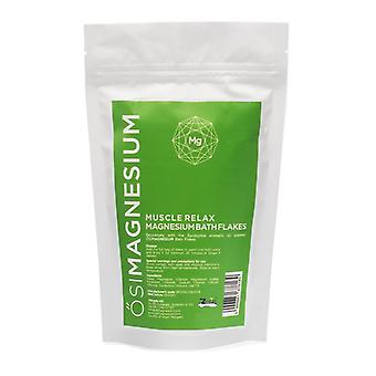 OSI Magnesium Muscle Relax Bath Flakes 1kg (OSI0024)
