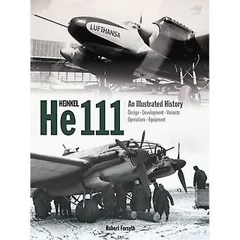 Heinkel He111 by Robert Forsyth - 9781906537470 Book
