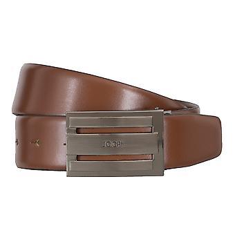 Joop! Belt Men's Belt Leather Belt Shortenable Cognac 2282