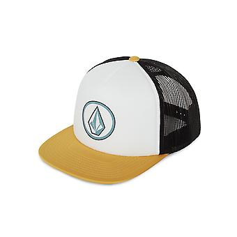 Volcom Men's Cap ~ Full Frontal Cheese gold