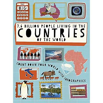 The Big Countdown 7.6 Billion People Living in the Countries of the World by Hubbard & Ben