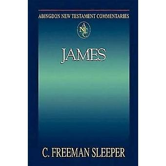 James by C. Freeman Sleeper - 9780687058167 Book
