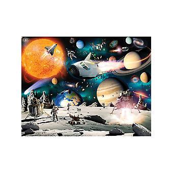 Walltastic Space Wall Mural 2.44m x 3.05m