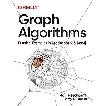 Graph Algoritmer - Praktiska exempel i Apache Spark och Neo4j av Amy
