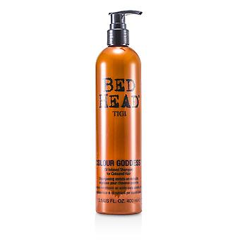 Bed head colour goddess oil infused shampoo (for coloured hair) 169771 400ml/13.5oz