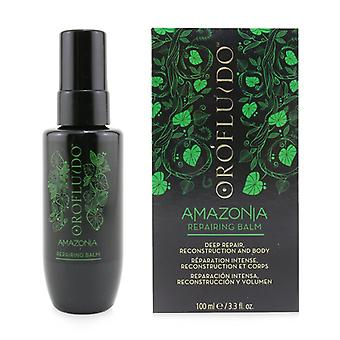 Amazonia Repairing Balm (deep Repair Reconstruction And Body) - 100ml/3.3oz