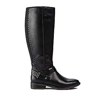BareTraps Women's Abram Boot Black 9 M