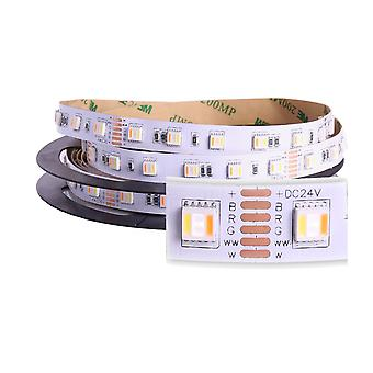 Jandei LED Strip 24V RGBW și WW interior 60leds SMD5050 5 metri
