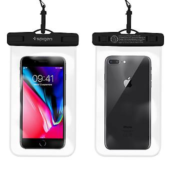 Smartphone Protective Cover Waterproof Protection IPX8 A600 Spigen Clear