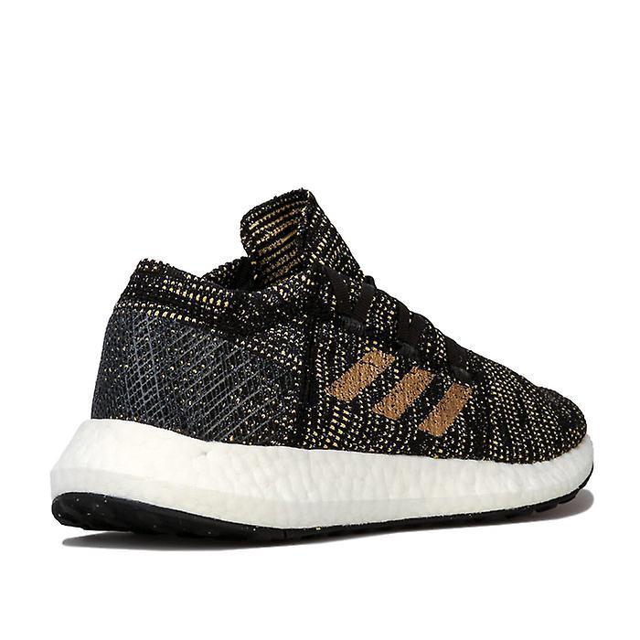 Women's adidas Pureboost Go Running Shoes in Black