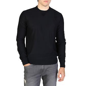 Man cotton long sweater t-shirt top ae32503