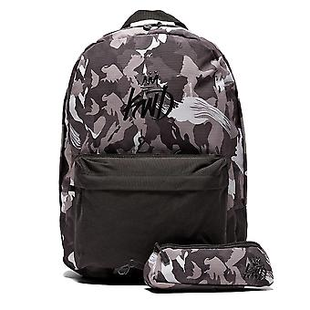 Kings Will Dream | Kwd Frost Camo Backpack With Pencil Case - Grey