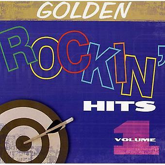 Golden Rockin' Hits - Vol. 1-Golden Rockin' Hits [CD] USA import