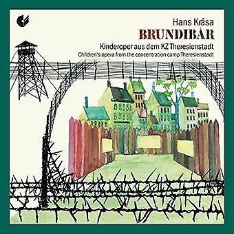 Krasa / Freiburg / Gruters - Hans Krasa: Brundibar [CD] USA import
