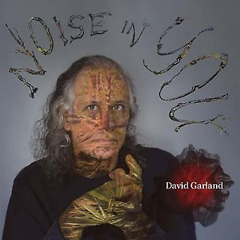 David Garland - Noise in You [CD] USA import