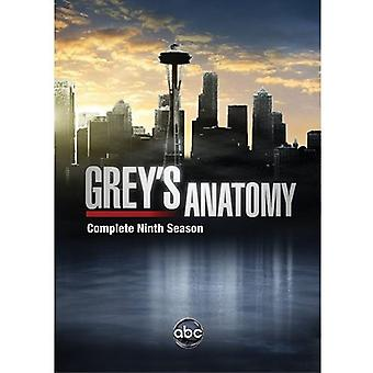Greys Anatomy - Greys Anatomy: Staffel 9 [DVD] USA Import