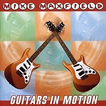 Mike Maxfield - Guitars in Motion [CD] Usa import
