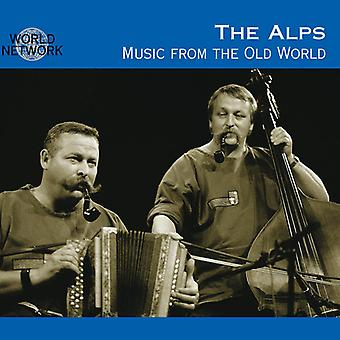 Alps: Music From The Old World [CD] USA import