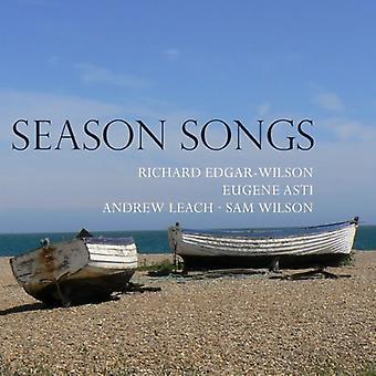 Season Songs/Parry/Leach [CD] USA import
