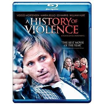 Viggo Mortensen - A History of Violence [Final Cut] [Blu-ray] [BLU-RAY] USA import