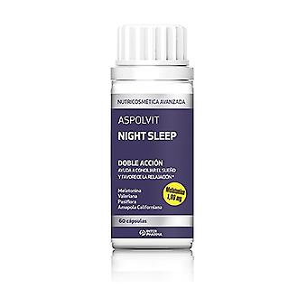 Aspolvit Night & Sleep 60 capsules