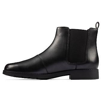Clarks Aubrie Walk Y Girls Senior Boots